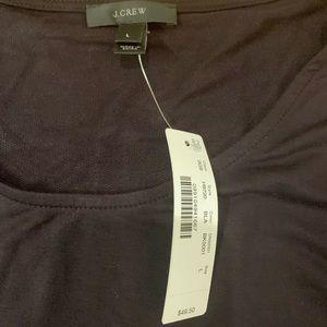 J. Crew Tops - Large Dark Brown Bodysuit by J Crew